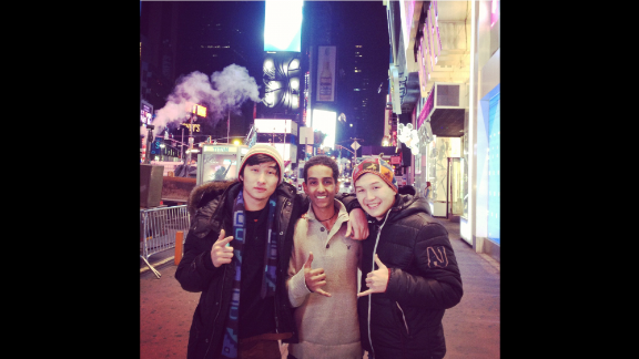 Dias Kadyrbayev, from left, Robel Phillipos and Azamat Tazhayakov were friends of Dzhokhar Tsarnaev's. Kadyrbayev pleaded guilty to charges in connection with removing a backpack and computer from Tsarnaev's dorm room after the bombing. Phillipos was convicted on charges of lying to federal agents investigating the bombing, and a jury found Tazhayakov guilty of obstructing justice.