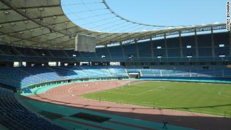 Kuwait's ghost stadium prepares to breathe new life - CNN