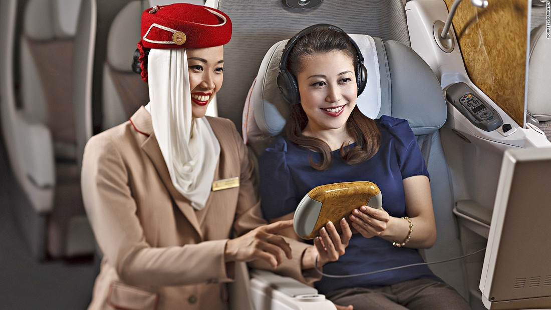 Emirates is one of the world's youngest and fastest-growing fleets. AirlineRatings.com gave seven stars to the airline for both safety and product.