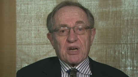 Alan Dershowitz: Claims 'utterly untrue'