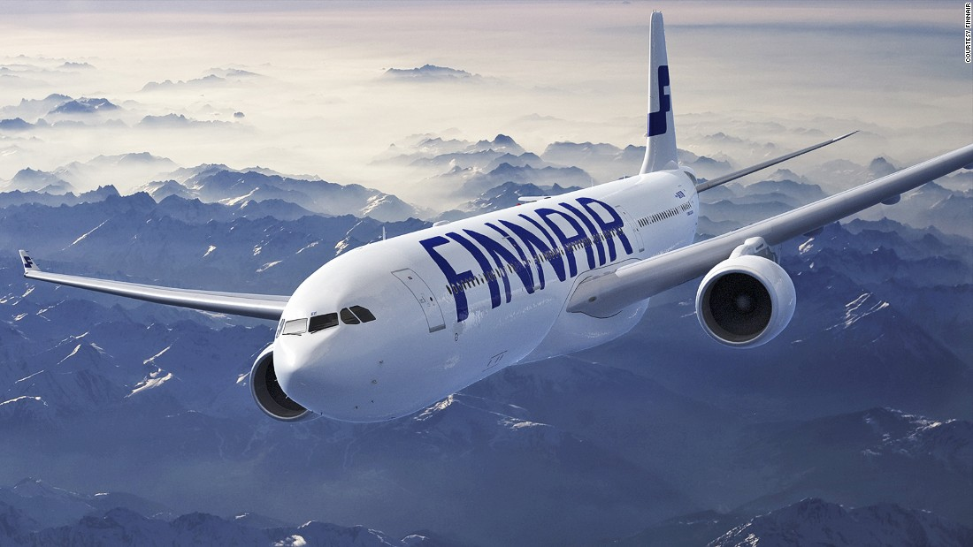 Finnair is one of the oldest airlines in the world and one of the safest. They have had no fatal or hull-loss accidents since 1963.