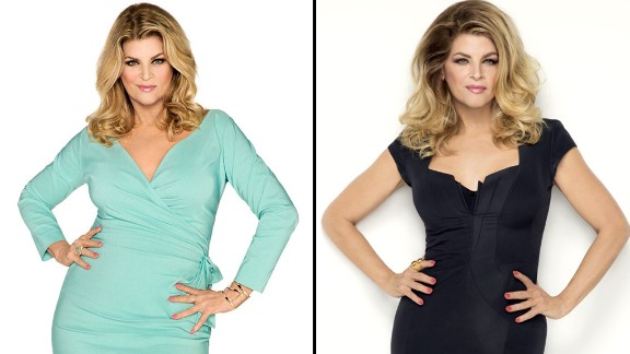 "Kirstie Alley set out to lose 30 pounds in 2014, but she went above and beyond and lost 50. Alley, a paid spokeswoman for Jenny Craig, used the weight loss program to slim down over the past year. Although her size has fluctuated in the past, Alley assured ""Today"
