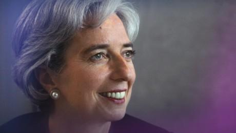 Don't miss CNN's Leading Women with Christine Lagarde - CNN Video