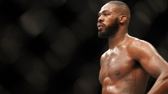 Jones became the youngest UFC champion when he won the light-heavyweight title in 2011 at 23.