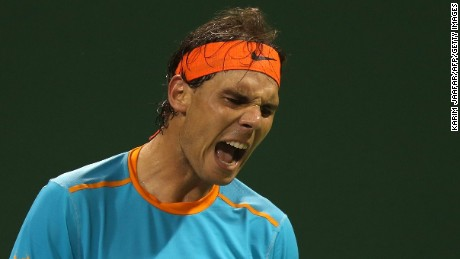Rafael Nadal was beaten by the world No. 127 Michael Berrer at the Qatar Open in Doha.
