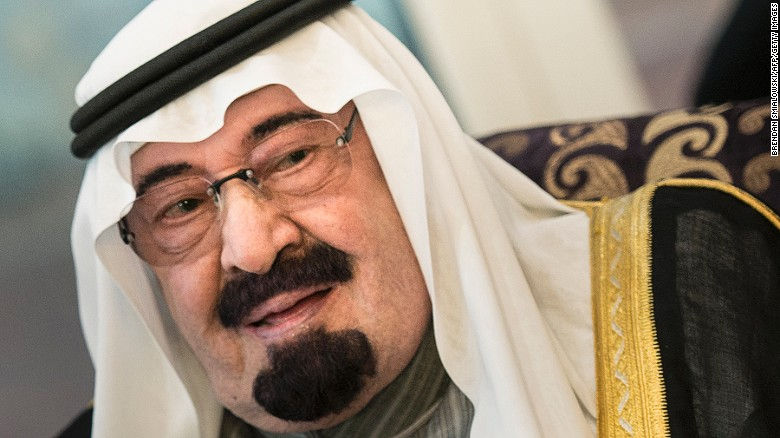 Saudi State TV King Abdullah Dead At 90