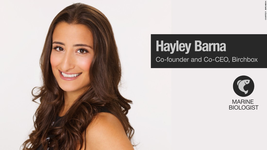 Birchbbox co-founders Hayley Barna and Katia Beauchamp raised $60m in venture funding for their beauty start-up.