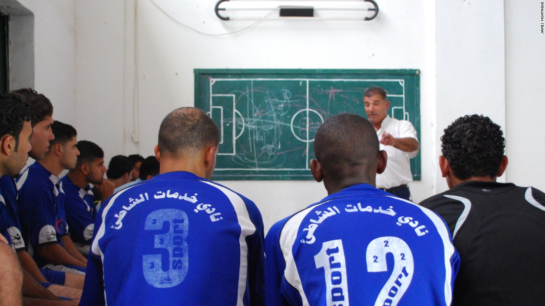 The majority of the squad is based in the Palestinian territories. But Israeli travel restrictions have caused problems for the Palestine Football Assocation in holding training camps and traveling overseas.