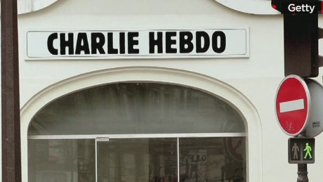 The history of Charlie Hedbo