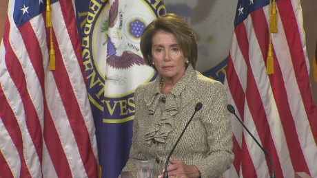 Pelosi caught off guard by Boxer's announcement