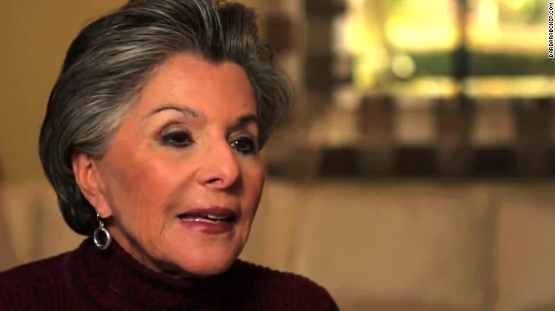 Sen. Boxer: I will not run in 2016