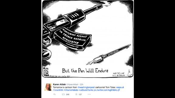 "From Washington Post cartoonist <a href=""https://twitter.com/KarenAttiah/status/552901929219948546"" target=""_blank"" target=""_blank"">Tom Toles</a>"