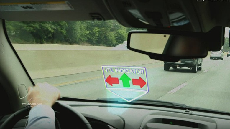 Virtual technology could revolutionize driving