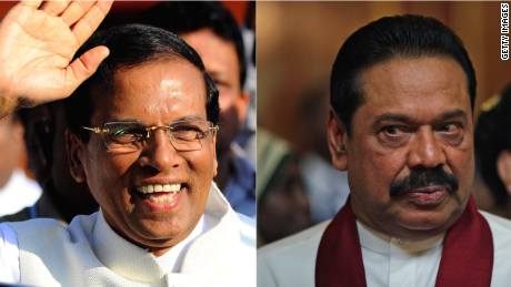 Maithripala Sirisena has defeated incumbent Mahinda Rajapaksa in Sri Lanka's presidential election.
