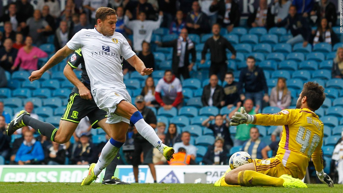 A company from Bahrain purchased 100% of second-tier Leeds United back in 2012 for $84 million.