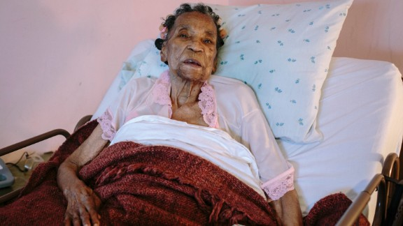 At 103, Boynton Robinson is feeble but her spirit is as strong as ever.