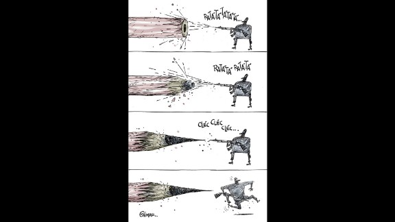 "By Brazilian cartoonist <a href=""http://ireport.cnn.com/docs/DOC-1204655"">Gilmar</a>"