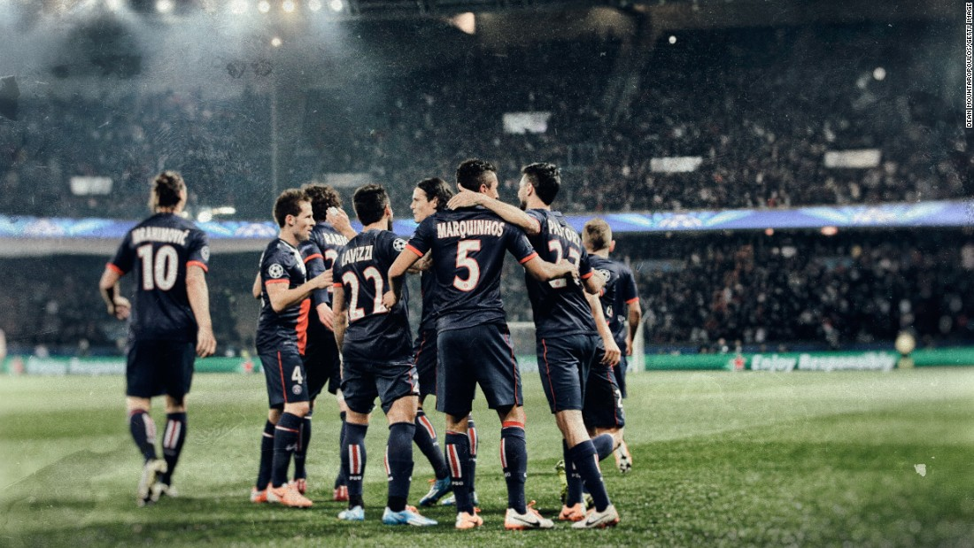 It's not just English clubs that Middle Eastern businessmen are pouring their money into, with many European clubs catching their attention. Paris Saint-Germain won the French title in 2013 and 2014. Qatar Sports Investments bought an 100% stake in PSG in 2011 for $130 million.