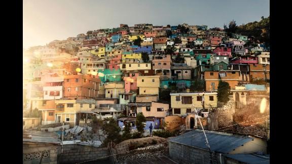 Jalousie is one of Haiti