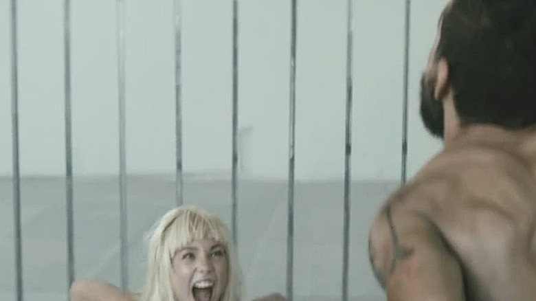 Sia ignites outrage with 'Elastic Heart' video