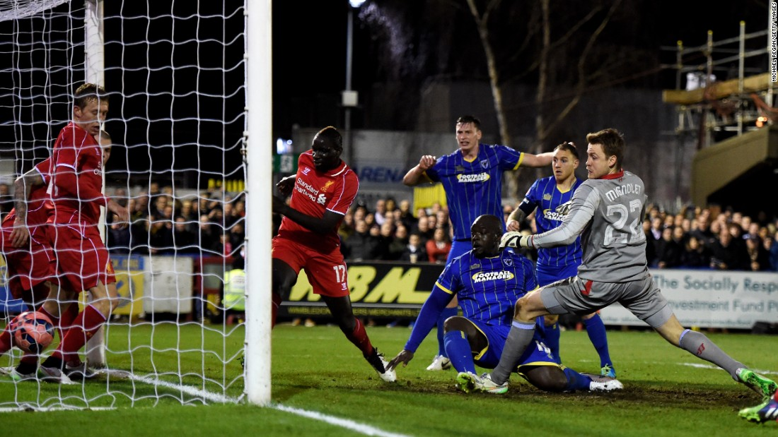On January 5, AFC Wimbledon met Liverpool in the second round of the FA Cup, so reviving memories of the 1988 FA Cup final.  After Adebayo Akinfenwa equalized, Liverpool went on to win 2-1.