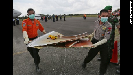 AirAsia flight goes missing