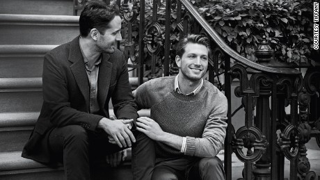 2f774832fc2ac Tiffany jewelry ad features first same-sex couple - CNN