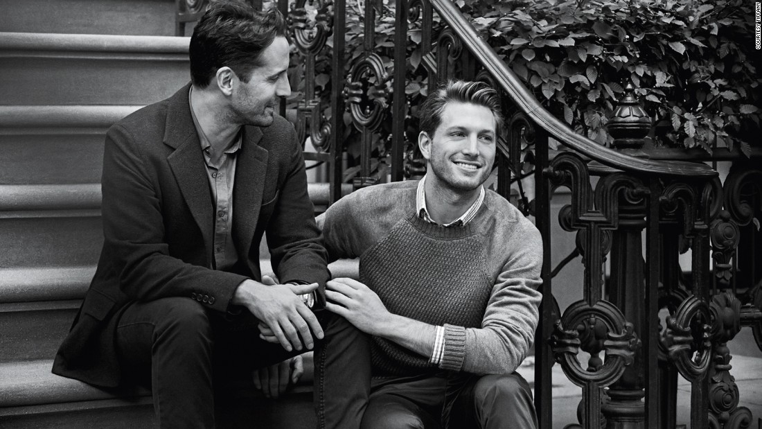 Jeweler Tiffany & Co. is the latest brand to feature a same-sex couple in a mainstream ad campaign. Click through the gallery for more pictures from the campaign, which aims to show that love comes in a variety of forms, Tiffany spokeswoman Linda Buckley said.