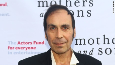 Comedian and actor Taylor Negron at an event in New York in May 2014