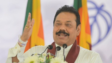 Sri Lanka makes peaceful transition in presidential election