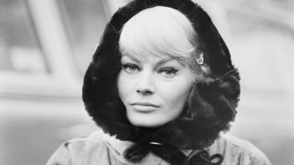 "Anita Ekberg, the actress and international sex symbol best known for her role in ""La Dolce Vita,"" died in Italy on January 11. She was 83."