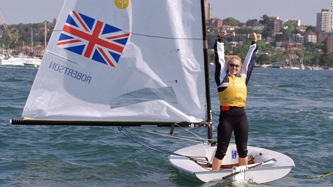 On the September 29,  2000, Shirley Robertson of Great Britain triumphed at the Sydney Olympics -- changing her life forever. Winning gold at Rushcutters Bay, she proved beyond doubt that she had mastered her class.