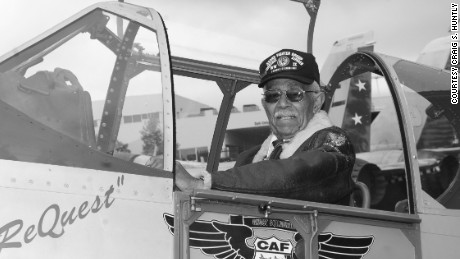 Tuskegee Airmen's deaths leave few to carry on 'legacy of inspiration'