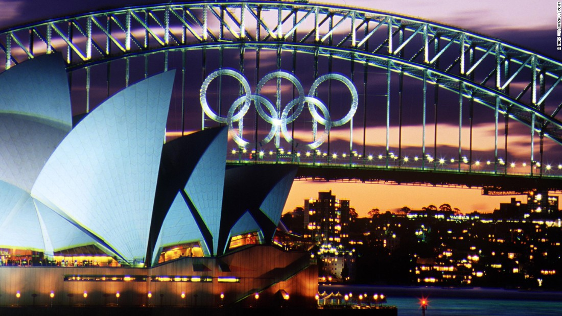 The 2000 Sydney Games celebrated 100 years of women's participation in the Olympics.