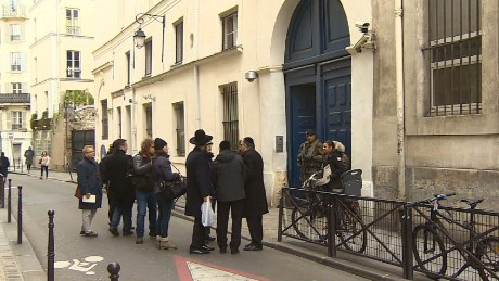 French Jewish communities unsettled by attack