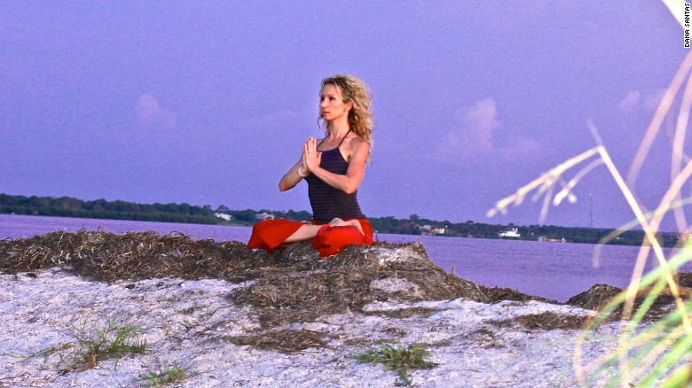 Yoga Expert Dana Santas Advises Her Clients To Become More Mindful Of Their Sitting Habits