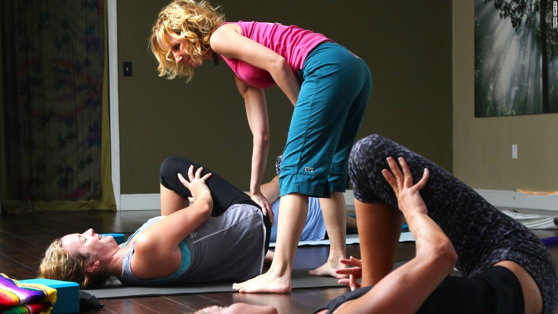 Whether you're looking to lower your blood pressure, reduce stress or lose weight, studies abound showing the benefits of yoga for these issues. Weight loss is probably the most popular resolution made and broken. Yoga's overall focus on body awareness and the present moment can help practitioners enhance self control and avoid mindless eating, which are important for long-term success with weight loss, said yoga expert Dana Santas.