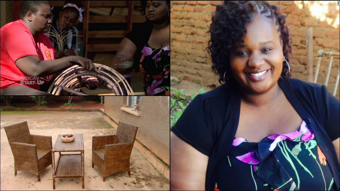 "Twenty-year old  Rosebill Satha-Sambo is bringing an old skill back to the Malawian market. The young entrepreneur began selling her handmade bamboo baskets in 2009 and by 2011 she'd set up <a href=""https://jardsproducts.wordpress.com/"" target=""_blank"">JARDS Products</a> -- a wide range of eco-friendly bamboo furniture and baskets for all. The goal for 2015 is to go global.<br /><br />""[Our resolution is to] lobby with government to find ways in making exports cheaper and easier for small entrepreneurs otherwise no matter how beautiful our products are... we will not be able to compete with global market prices,"" she says. <br /><br /><a href=""http://edition.cnn.com/2014/07/29/business/bamboo-rising-basket-weaving-jards-products/"" target=""_blank"">Read: Bamboo business weaves a brighter future for Malawian youth.</a>"