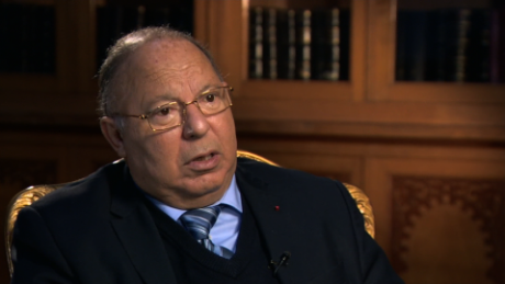 Grand Mosque of Paris Rector calls for reform in Islam