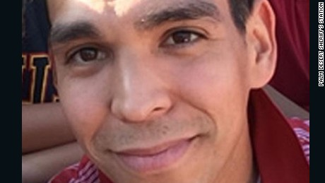 Omar Meza disappeared on Thursday night.