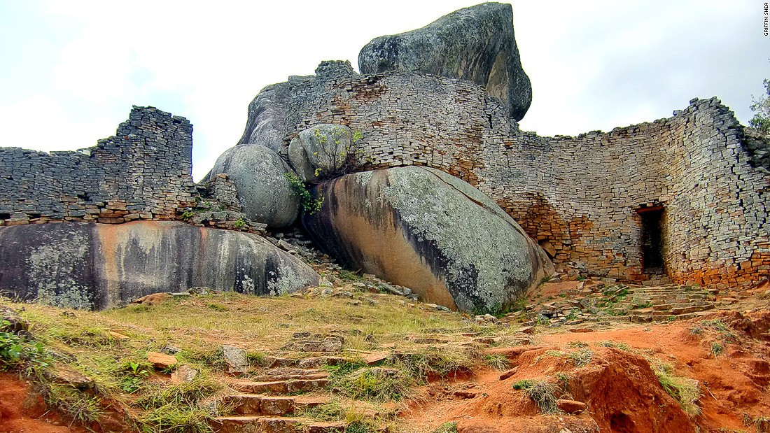 Great zimbabwe the ancient city tourism forgot cnn travel sciox Image collections