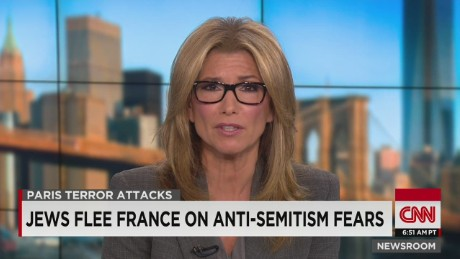 Jews flee France on anti-Semitism fears