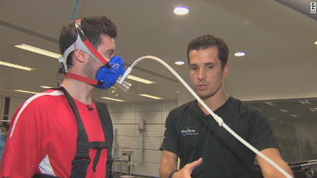 The VO2 Max test aims to ascertain the fitness levels of an athlete.