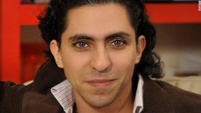Saudi court upholds 1,000-lashes sentence for blogger