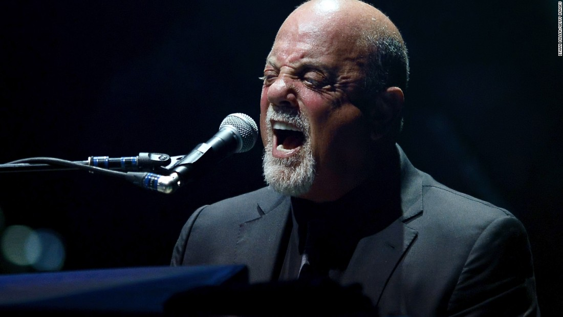 Billy Joel will headline the 2015 Bonnaroo Music and Arts Festival in June.