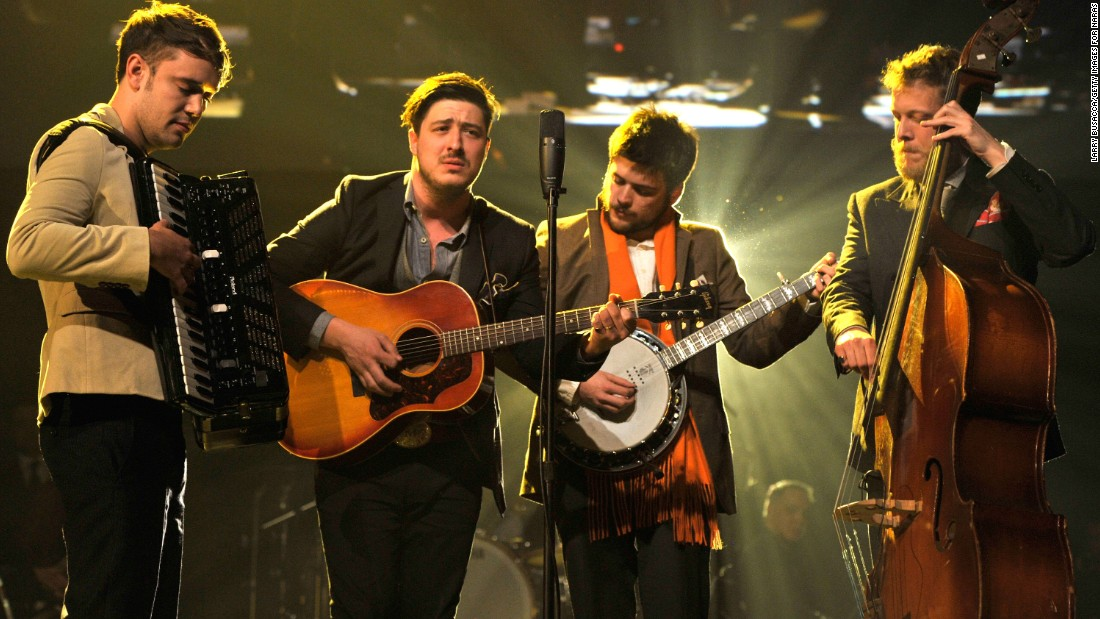 Mumford & Sons will also play the four-day festival in June.