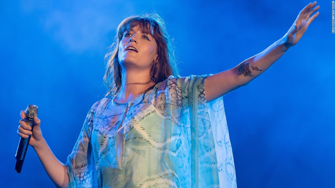 Florence + the Machine, led by Florence Welch, will be heading to Manchester.