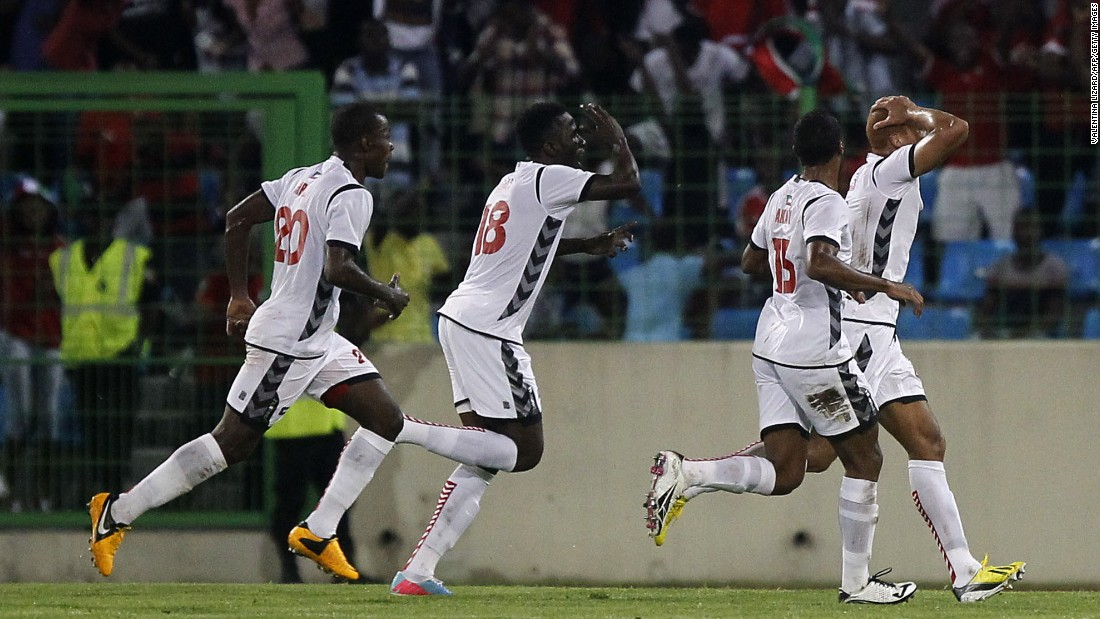 Equatorial Guinea was originally disqualified from AFCON qualifying last year for fielding an ineligible player.