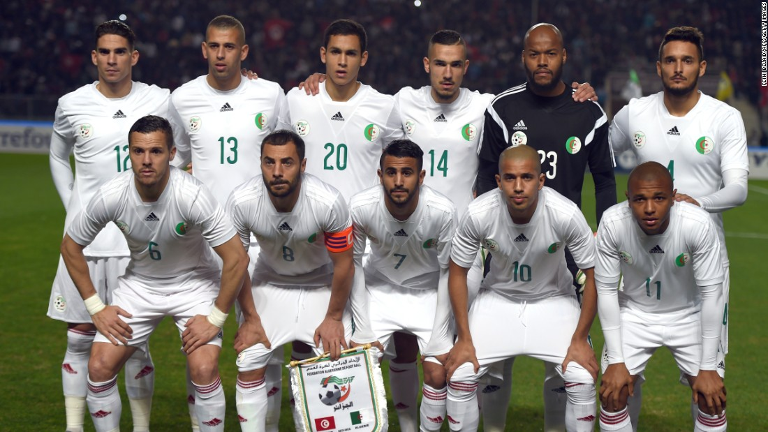 "Algeria is former professional footballer Lutz Pfannenstiel's pick to win the tournament -- ""It's a team that had a fantastic World Cup, a convincing qualification campaign and a team where it's hard to spot any weakness."""