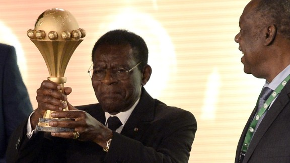 President Teodoro Obiang Nguema Mbasogo has ruled Equatorial Guinea since 1979.  He is 73 years old. He has also faced allegations of corruption, particularly in relations to the country